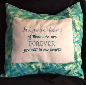 In Loving Memory Wording