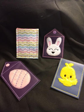 Easter Treat Pouch Set