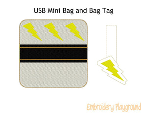 Flash bag
