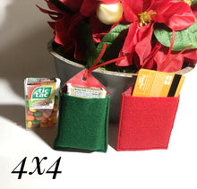 Load image into Gallery viewer, Christmas Treat Pouch Set