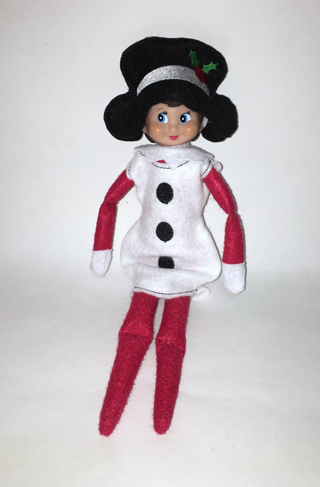 Lil Snowman Outfit