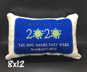 ITH Graduation 2020 Pillow