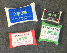Load image into Gallery viewer, ITH Graduation 2020 Pillow