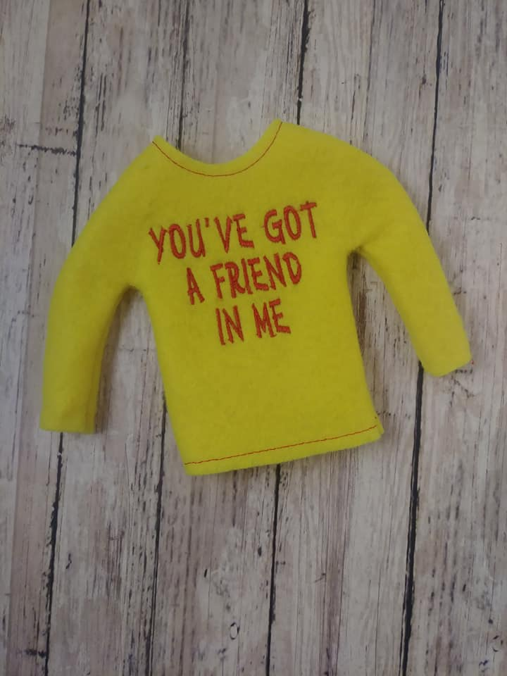 Lil Friend in Me Top