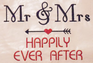 Mr & Mrs Happily Ever After