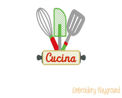 Italian Cucina Kitchen