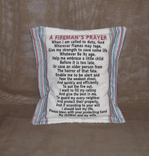 Load image into Gallery viewer, Fireman's Prayer