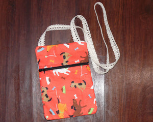 Basic Zipper Bag
