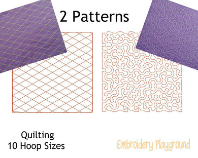 Basic Quilting Design