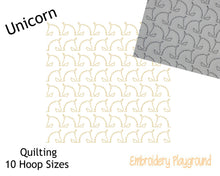 Load image into Gallery viewer, Unicorn Quilting