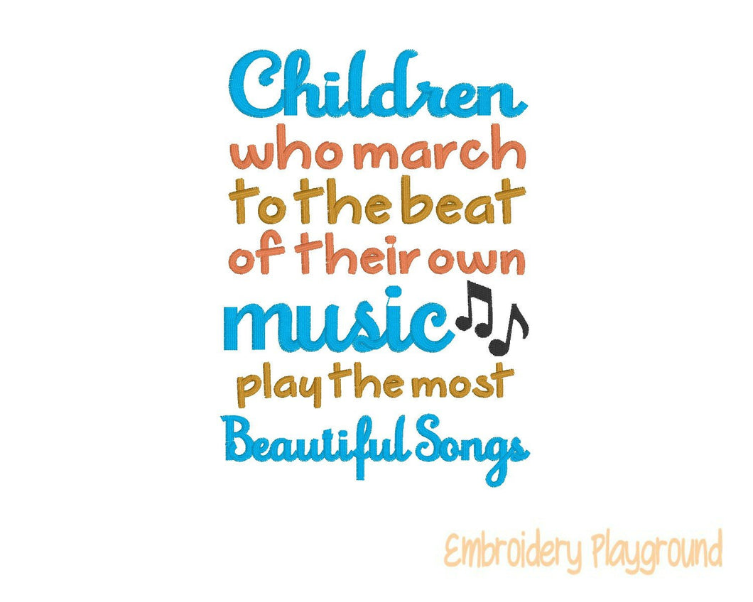 Music Quote Saying
