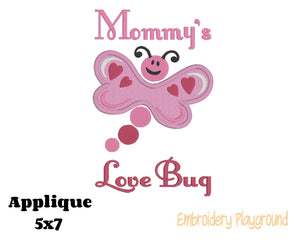 Mommy's Love Bug