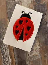 Load image into Gallery viewer, Love Bug Applique Set