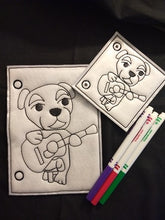 Load image into Gallery viewer, KK Slider Coloring Page