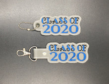 Load image into Gallery viewer, Class of 2020 Key Fob