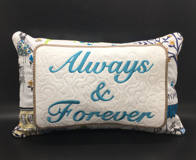 Always and Forever Pillow