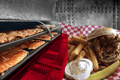 Baker Brothers BBQ | $5 Off $25