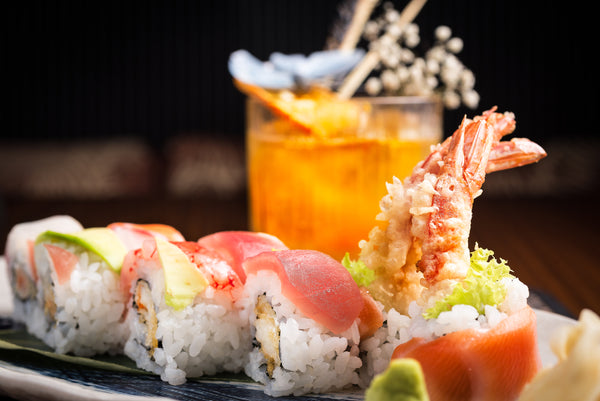 $10 for $20 worth of Authentic Sushi, Chinese and Japanese Fare at Sakura in Jackson