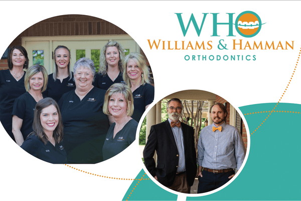 Williams & Hammon Orthodontics | $500 Off Comprehensive Invisalign Treatment