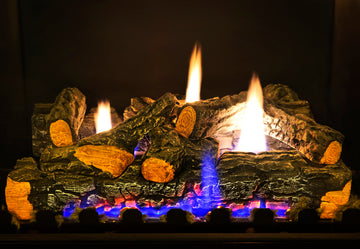 Half off Gas Log Service and Safety Inspection with West Tennessee Fireplace