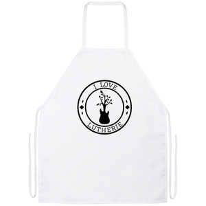 """I Love Lutherie"" Apron"