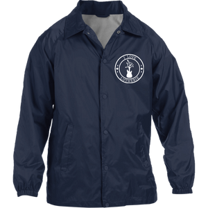 """I Love Lutherie"" Nylon Staff Jacket"