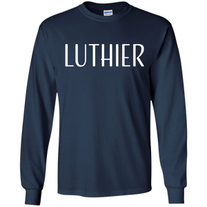 """Luthier"" Long Sleeve Ultra Cotton Shirt"