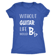 """Life Would Bb"" Womens Tee"