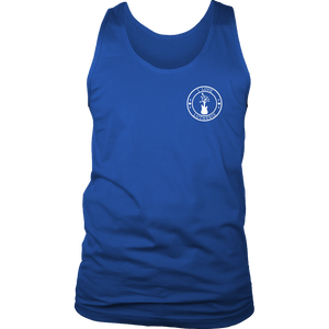 """I Love Lutherie"" Men's Tank"