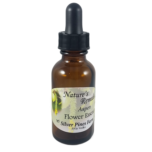Aspen Flower Essence - Nature's Remedies