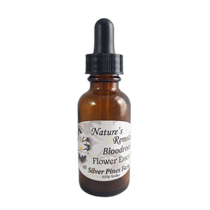Bloodroot Flower Essence - Nature's Remedies