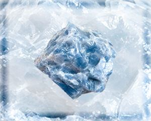 Blue Calcite Crystal Essence - Nature's Remedies