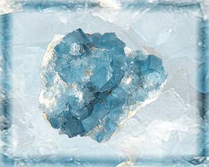 Blue Fluorite Crystal Essence - Nature's Remedies