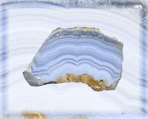 Blue Lace Agate Crystal Essence - Nature's Remedies