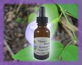 Butterfly Pea Flower Essence - Nature's Remedies
