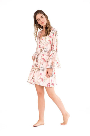 Blush Woods Robe