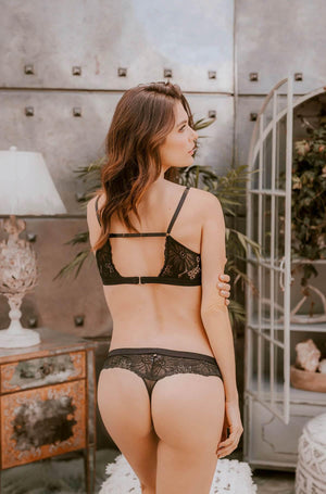 Moonflower Panty - Livenza Lingerie