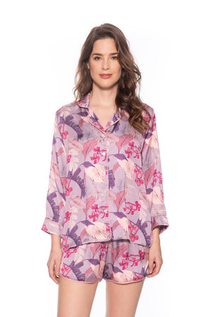 Lilac Palmetto Short PJ