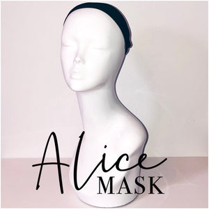 AliceMask - Navy Blue