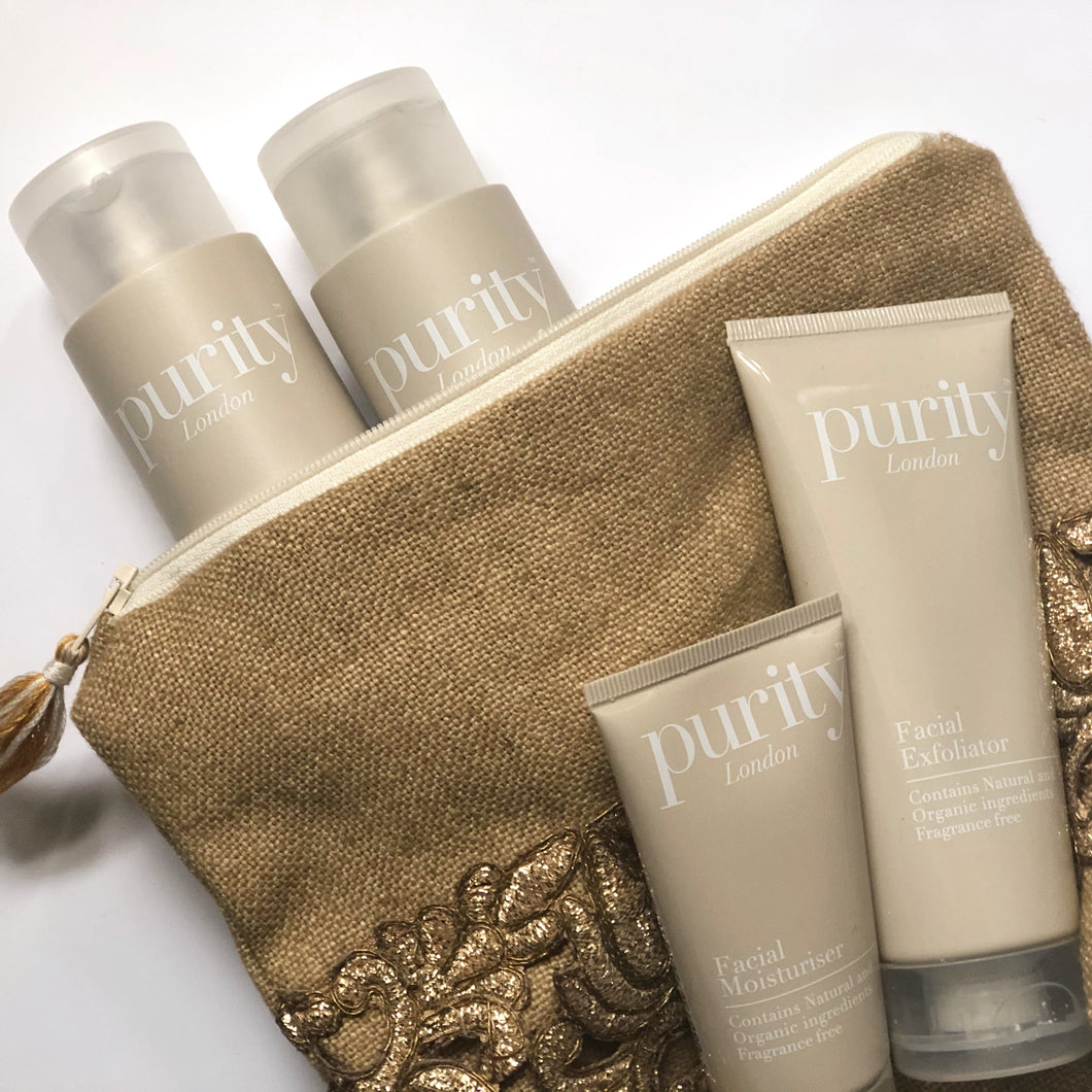 Purity Organic Collection Gift Set