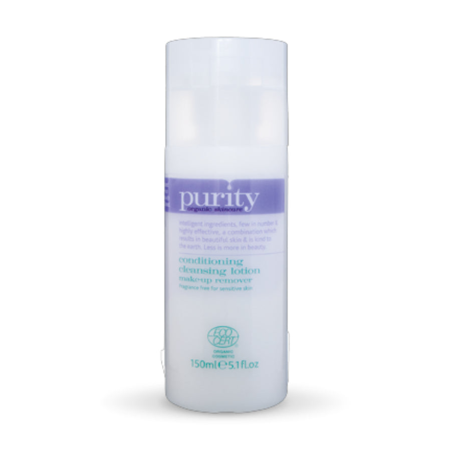 Conditioning cleansing lotion