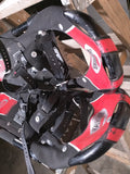 "SOLD!!!  RedFeather Race 25"" Snowshoes Red Feather snow shoes Aluminum Rubber straps"