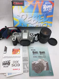 SOLD! Canon EOS Rebel 2000 Kit 35mm SLR Camera with 28-80mm Lens (w/ Box/Manual)