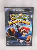 Dance Dance Revolution Mario Mix Nintendo Gamecube Wii COMPLETE Game, Pad & Box