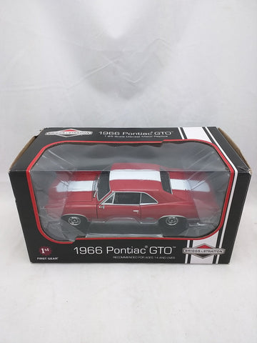 1966 Pontiac GTO First Gear Briggs & Stratton 1:25 Scale diecast metal Replica