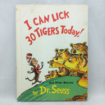 6 Rare Matte Finish 8X11 Dr Seuss Book Lot 20 Tigers Happy Birthday Lucky Thidwick Kings Stilts Bartholomew