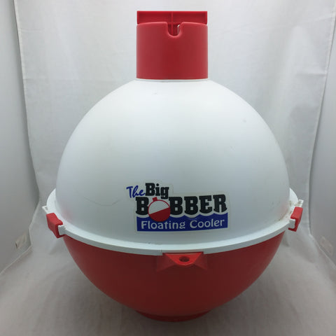 The Big Bobber Floating Cooler Fishing Party 12 Can Ice Chest Camping Beach