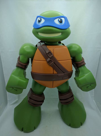 "TMNT Teenage Mutant Ninja Turtles Half Shell Heroes Storage Case, Leo, 20"" tall"