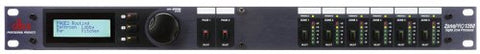 Harman dbx ZonePRO 1260 12x6 Multi Effect Processor ZonePRO1260