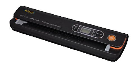 Vupoint Magic InstaScan PDS-ST420-VP Sheetfed Scanner Portable